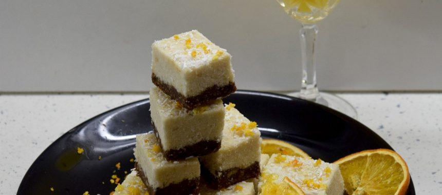 Adventski sirovi crno-bijeli kolačići