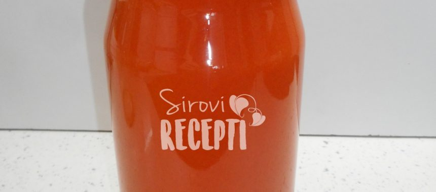 Hladno prešani sok od mrkve