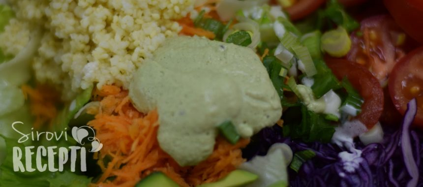 Mali buddha, salata bečka čarolija