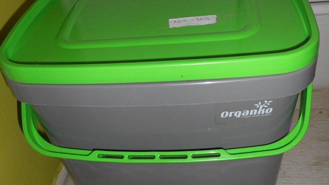 Kompostiranje kućnog organskog otpada, kao održivi razvoj!