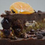 Energetska zdrava sirova torta - Black pearl