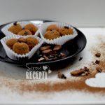 Čokoladni sirovi Tartufi
