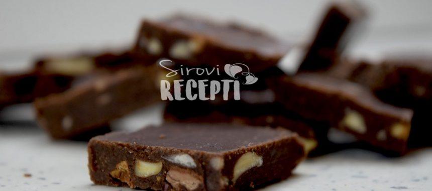 Iskonska asocijacija na ljubav – sirova čokolada