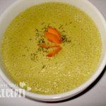 Sirova krem juha od sezonskih mahuna